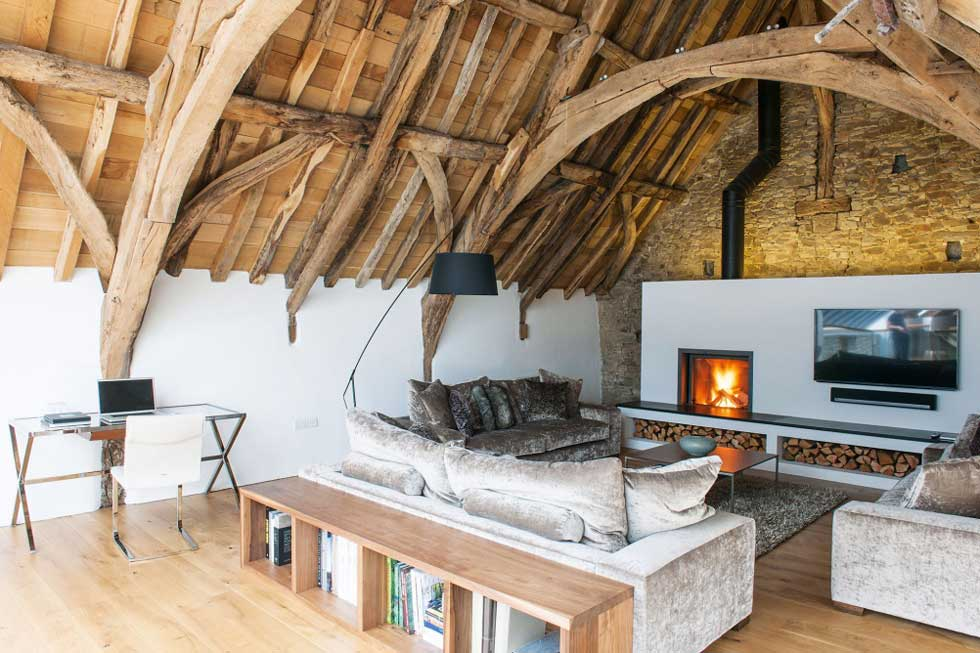 Barn Conversion barn conversion design top tips | homebuilding & renovating
