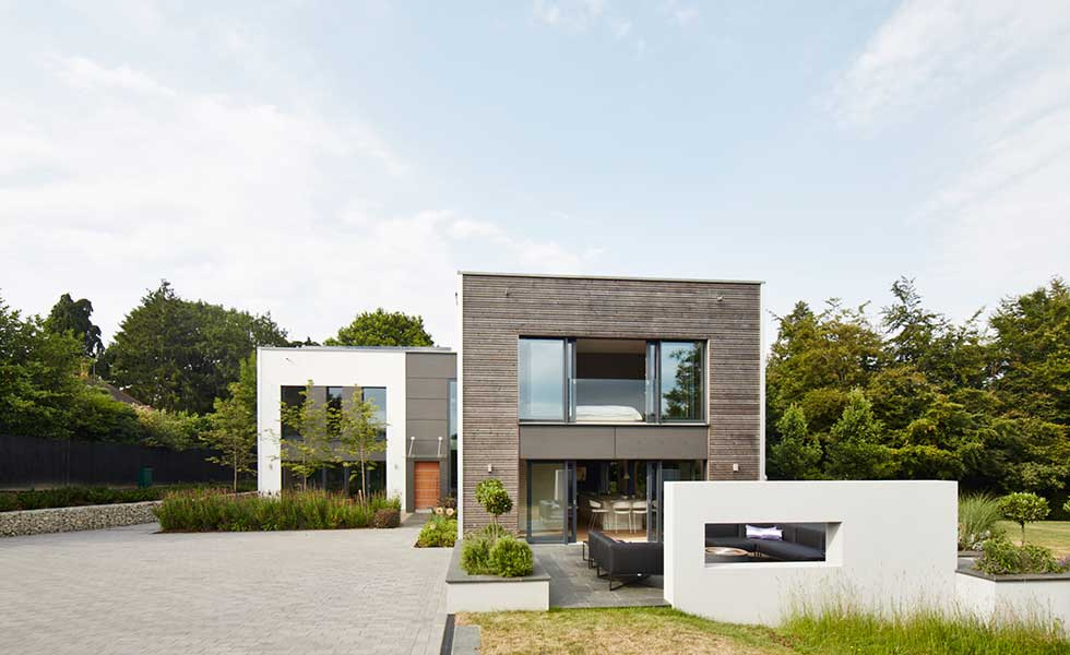 eco baufritz package home built using natural materials