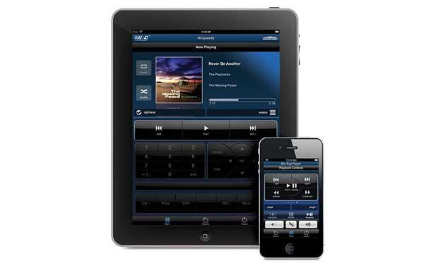 URC Total Control App