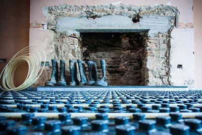 Nu-Heat's LoProTMMax Underfloor Heating System