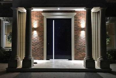 rk door systems front door