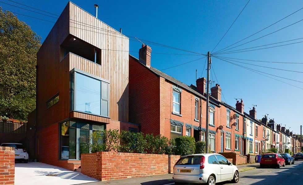 12 Upside Down Houses Homebuilding Renovating