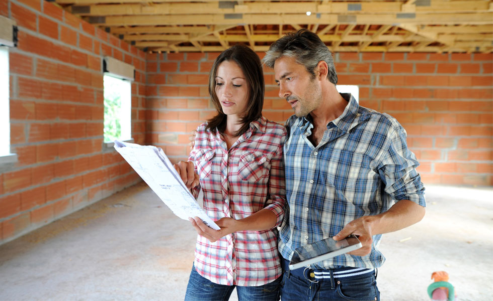 Trade direct self build insurance