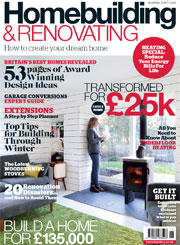 Homebuilding and Renovating magazine