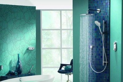 wetrooms online bathroom aqua walls digital shower