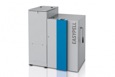 easypell blue grey boiler