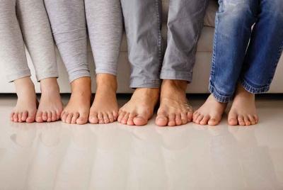abel energy feet family