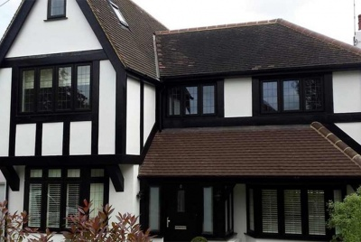 rehau tudor house winner of window competition