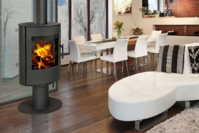 AGA Lawley woodburning stove