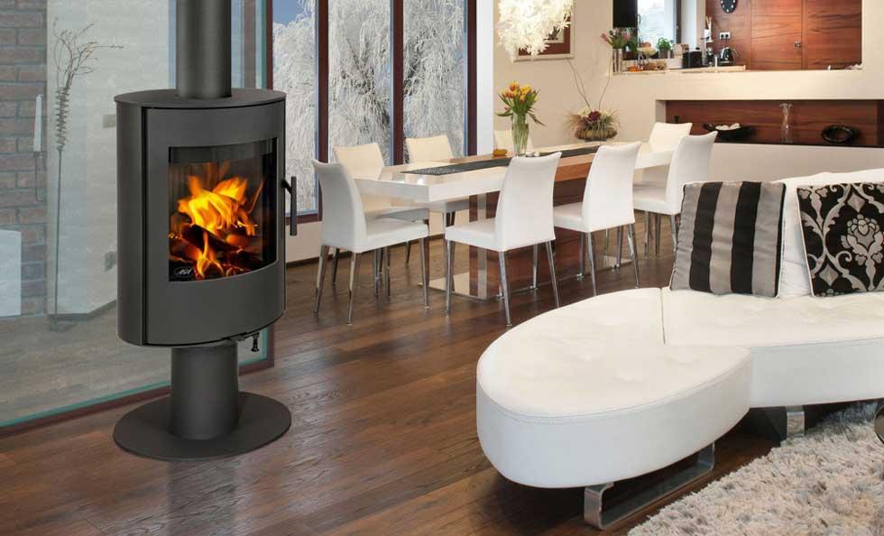 AGA Lawley woodburning stove
