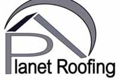 planet roofing logo