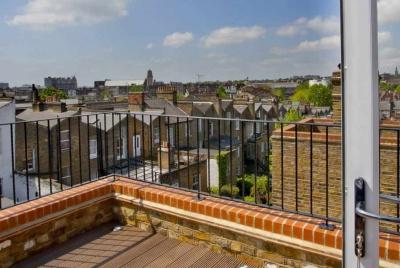 a1 loft conversion balcony rooftops