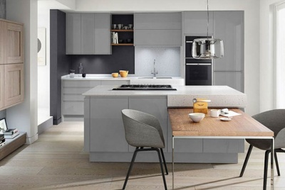 kitchen perfection contemporary grey