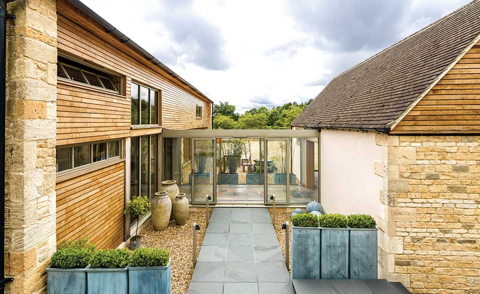 Barn Conversion cotswolds barn conversion | homebuilding & renovating
