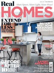 Real Homes magazine January 2017