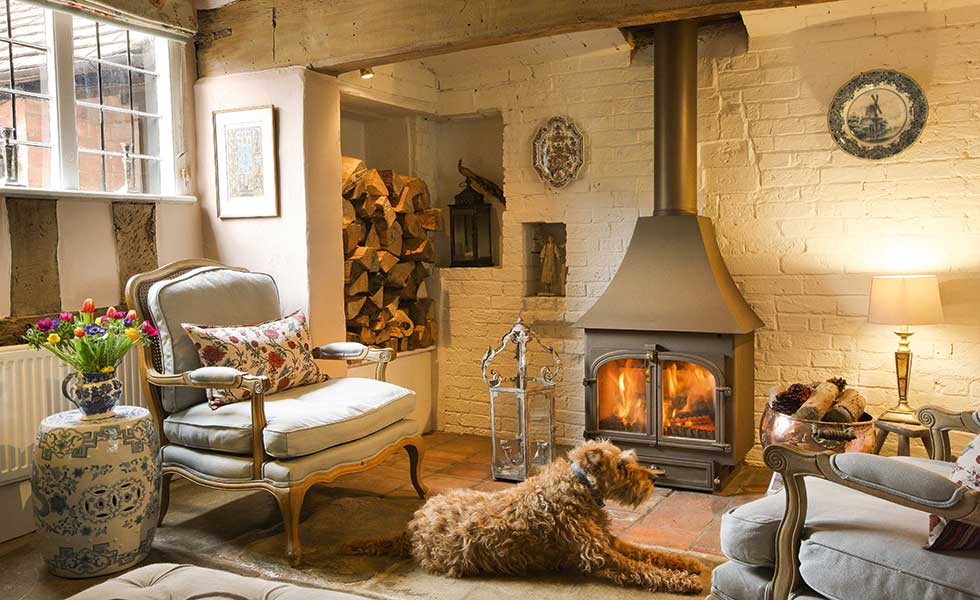 10 Cosy Fireplaces to Come Home To | Homebuilding & Renovating