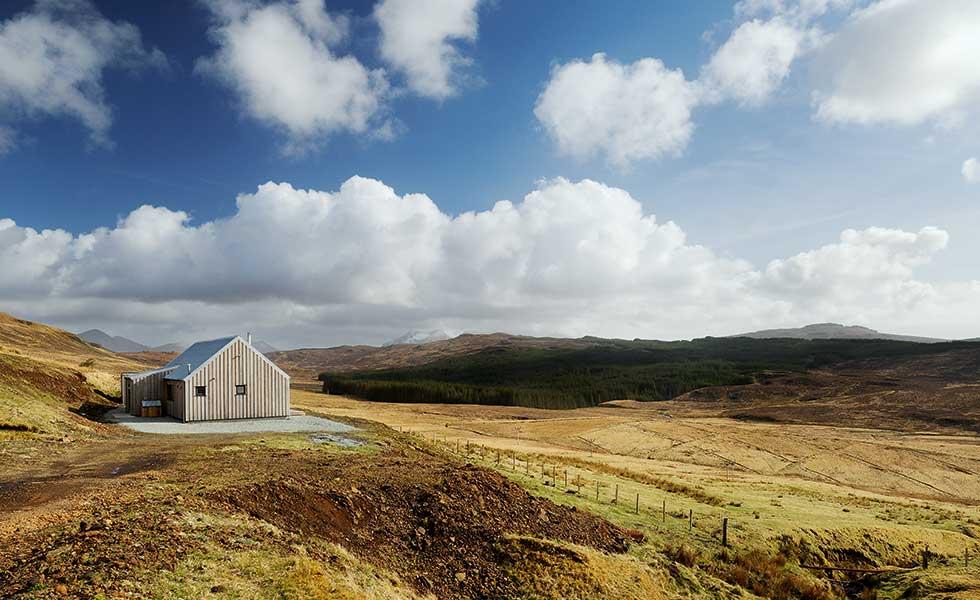 A Hebridean holiday home