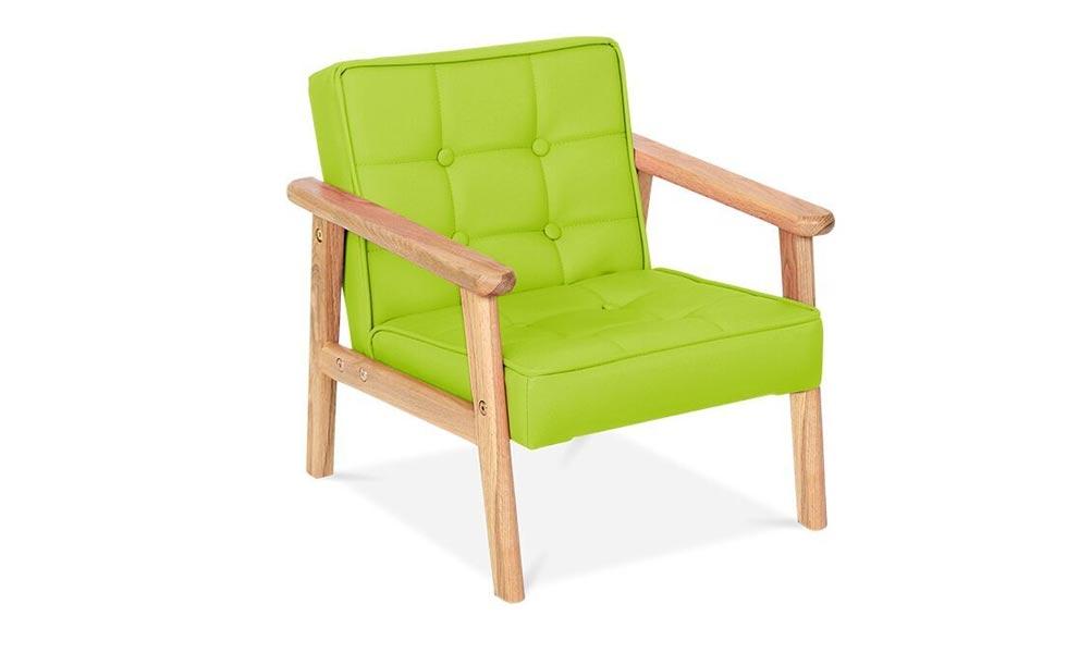 cult green armchair