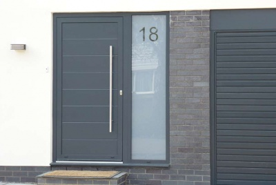 kloeber grey front door 18