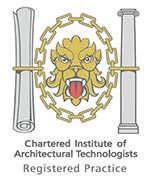 ciat logo lion head scroll