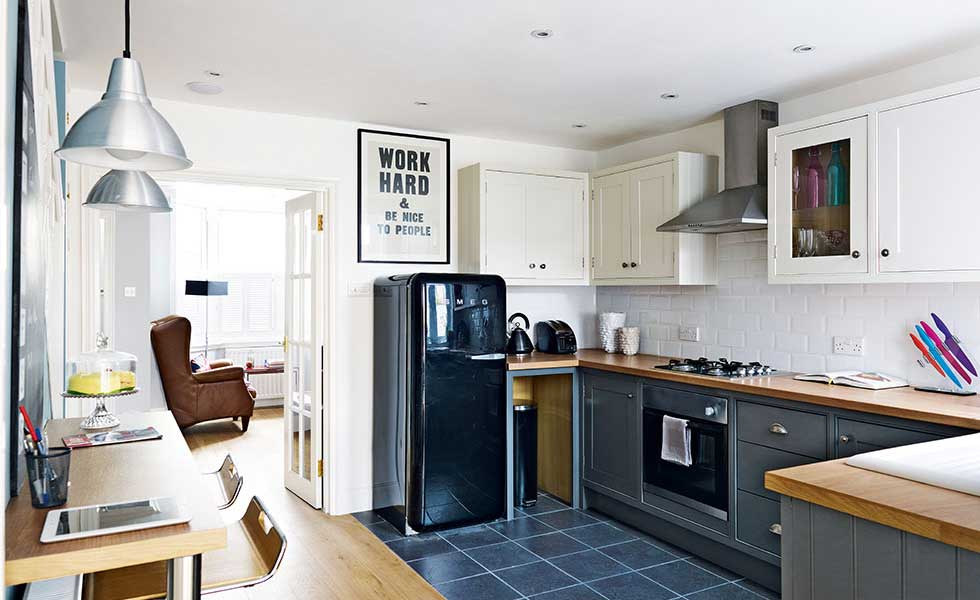 Kitchen Design Victorian Terraced House 14 renovated terraced homes | homebuilding & renovating