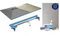wetroom online shower kit