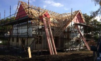 frame technologies timber frame construction
