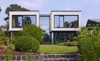 Schueco aluminium windows architectural glazing exterior