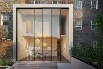 cero: the sliding window for maximum transparency