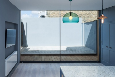 Maxlight Ultra Slim Double Sliding Doors