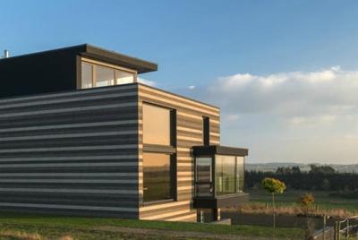 trespa gladding building architecture exterior
