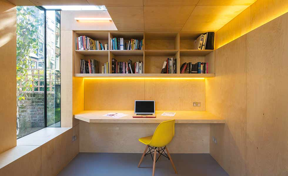 Home Office Design Decorating Ideas: Homebuilding & Renovating