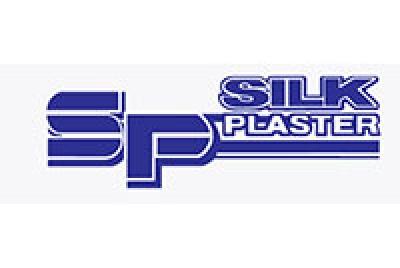 Silk Plaster Logo