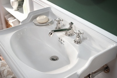 perrin & Rowe bathroom sink
