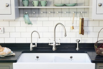 perrin & Rowe mini instant hot tap