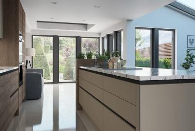 daval furniture kitchen island blue room