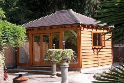 oak & home garden office