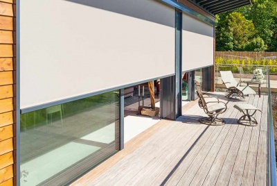 renson rollerblind insect screen