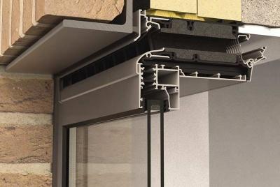 renson Invisivent AK acoustic window ventilator