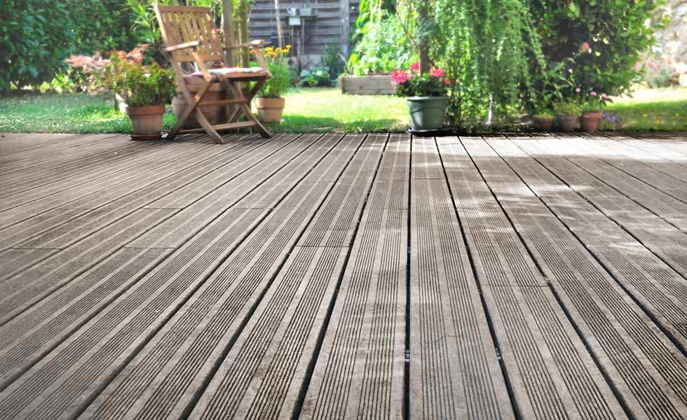 duffield timber decking