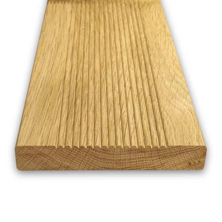 duffield timber oak decking