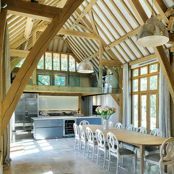 How To Add An Oak Frame Extension