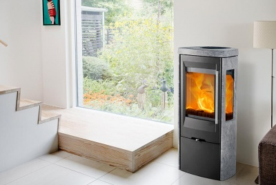 specflue Burner with a view, the multi-glazed TermaTech T30GS
