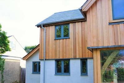 spahaus timber cladding exterior home