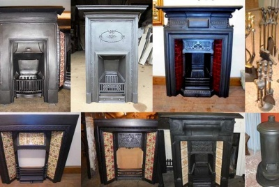 dorset reclamation Examples of fireplace stock