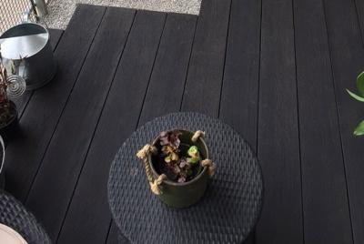 millboard Carbonised Charred & Enhanced Grain Smoked Oak