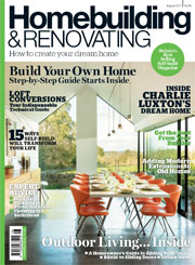 Homebuilding & Renovating magazine August 2017