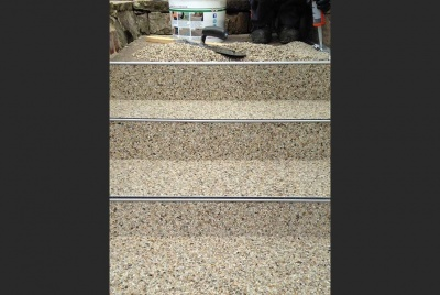 sureset stepride paved stair