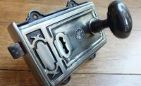 antique lock door furniture