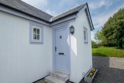 the wee house co doorway